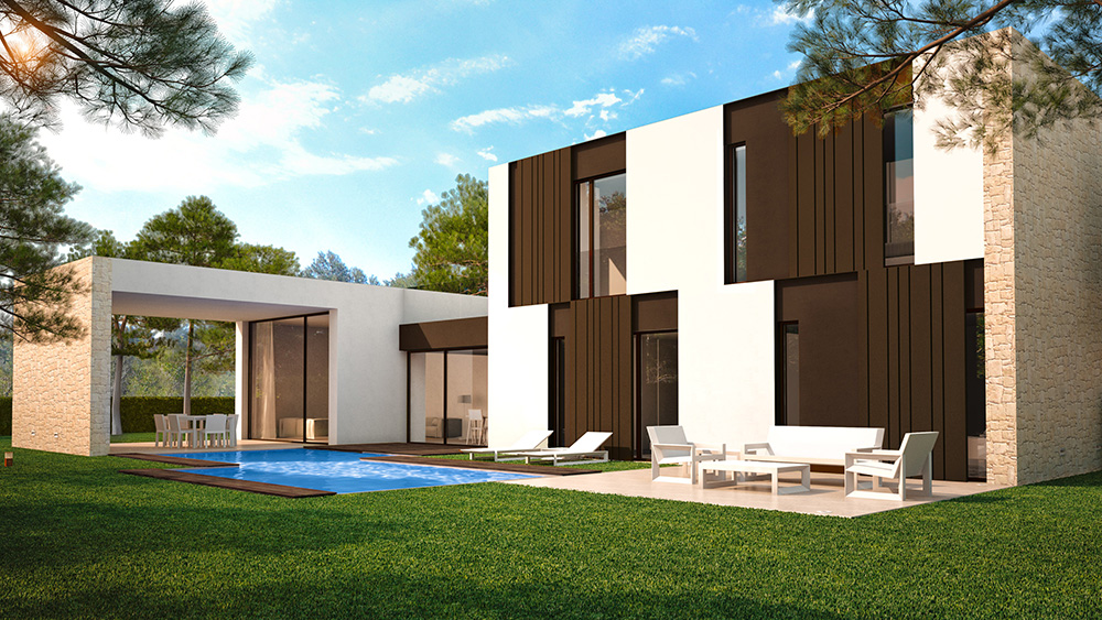 Moraira Villa In Exclusive Private Community