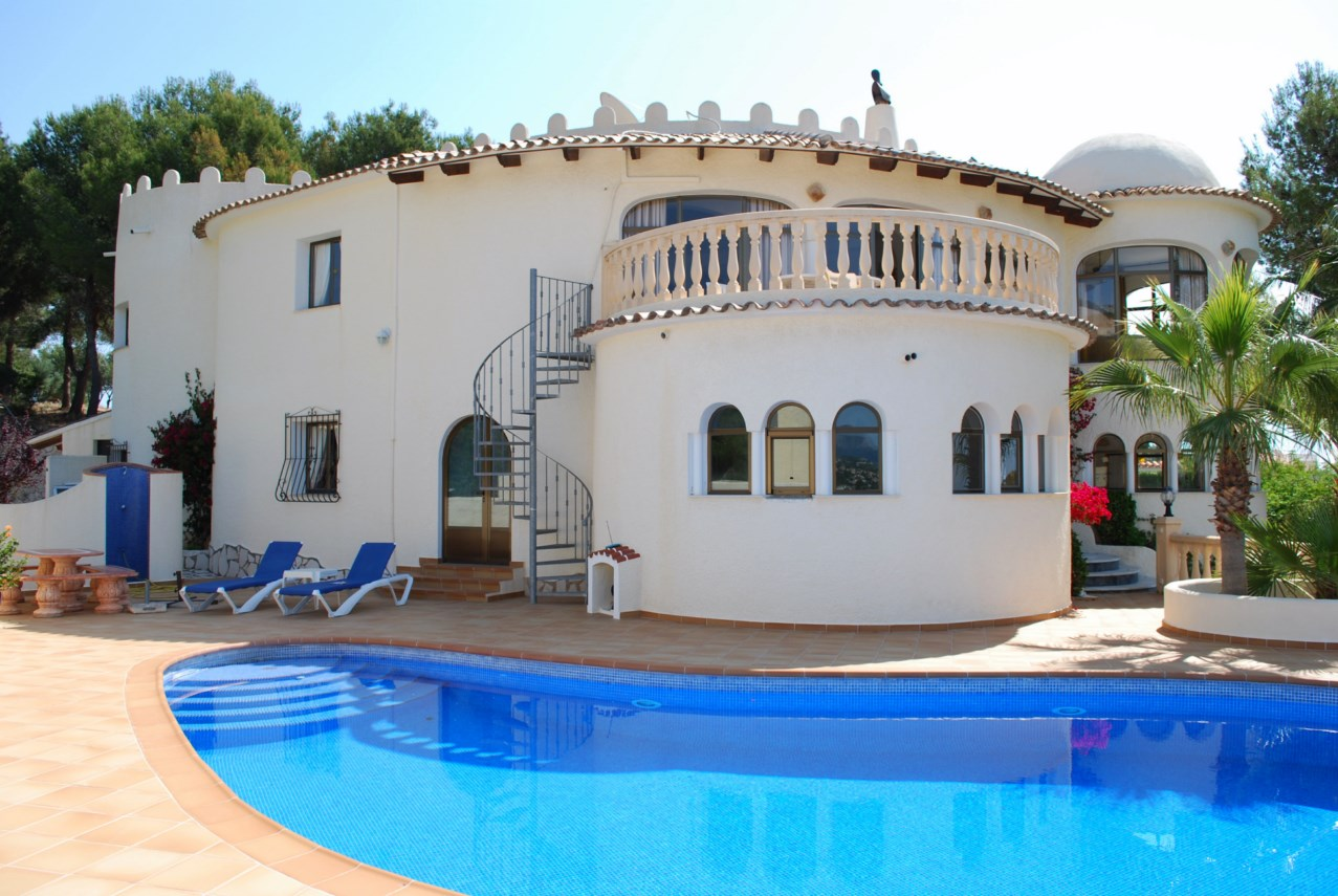 Villa for sale in Moraira – VO2033