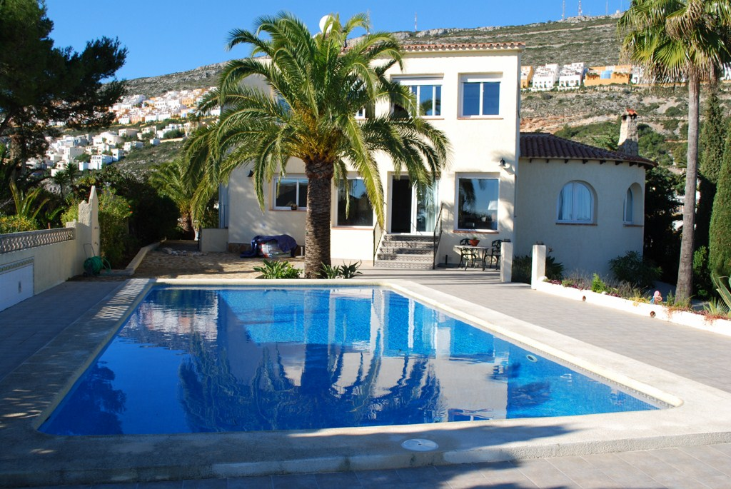 Villa for sale in Benitachell – VO2213
