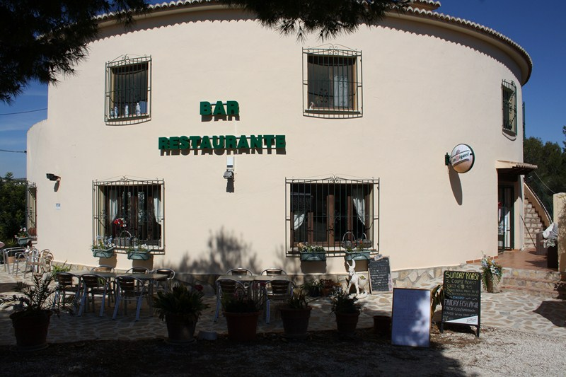 Commercial for sale in Moraira – VO2292