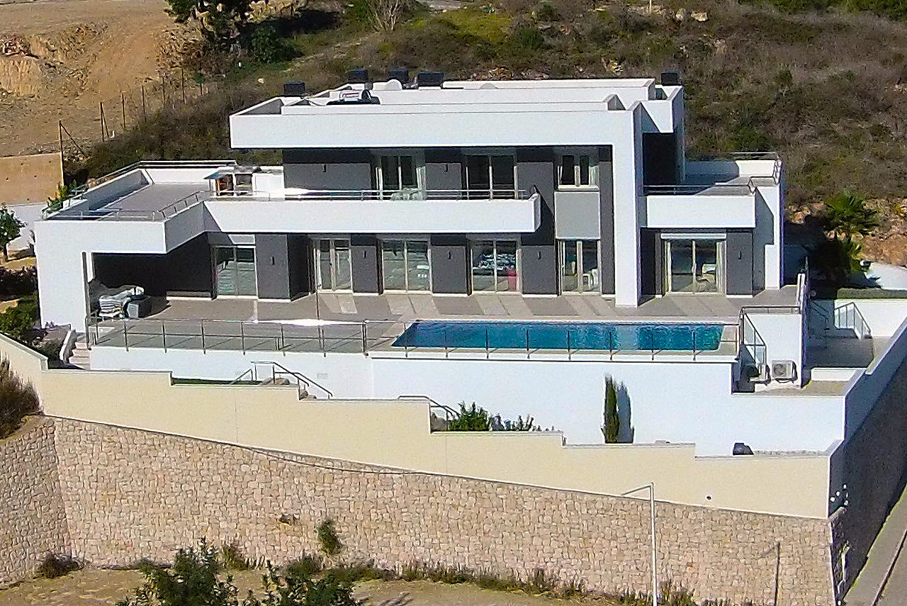 Villa for sale in Moraira – VO2673