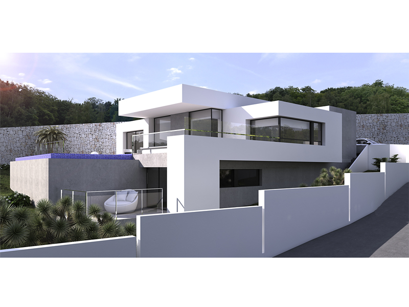 Villa for sale in Moraira – VO15023