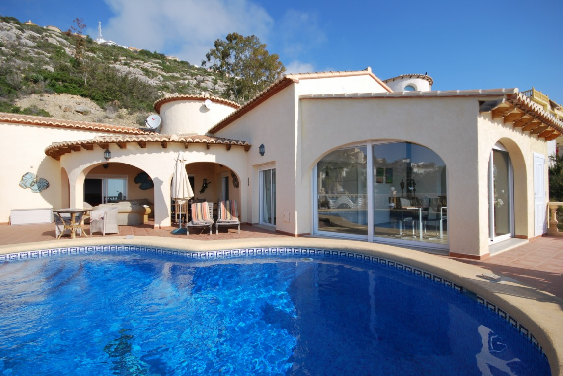 Villa for sale in Benitachell – VO2786