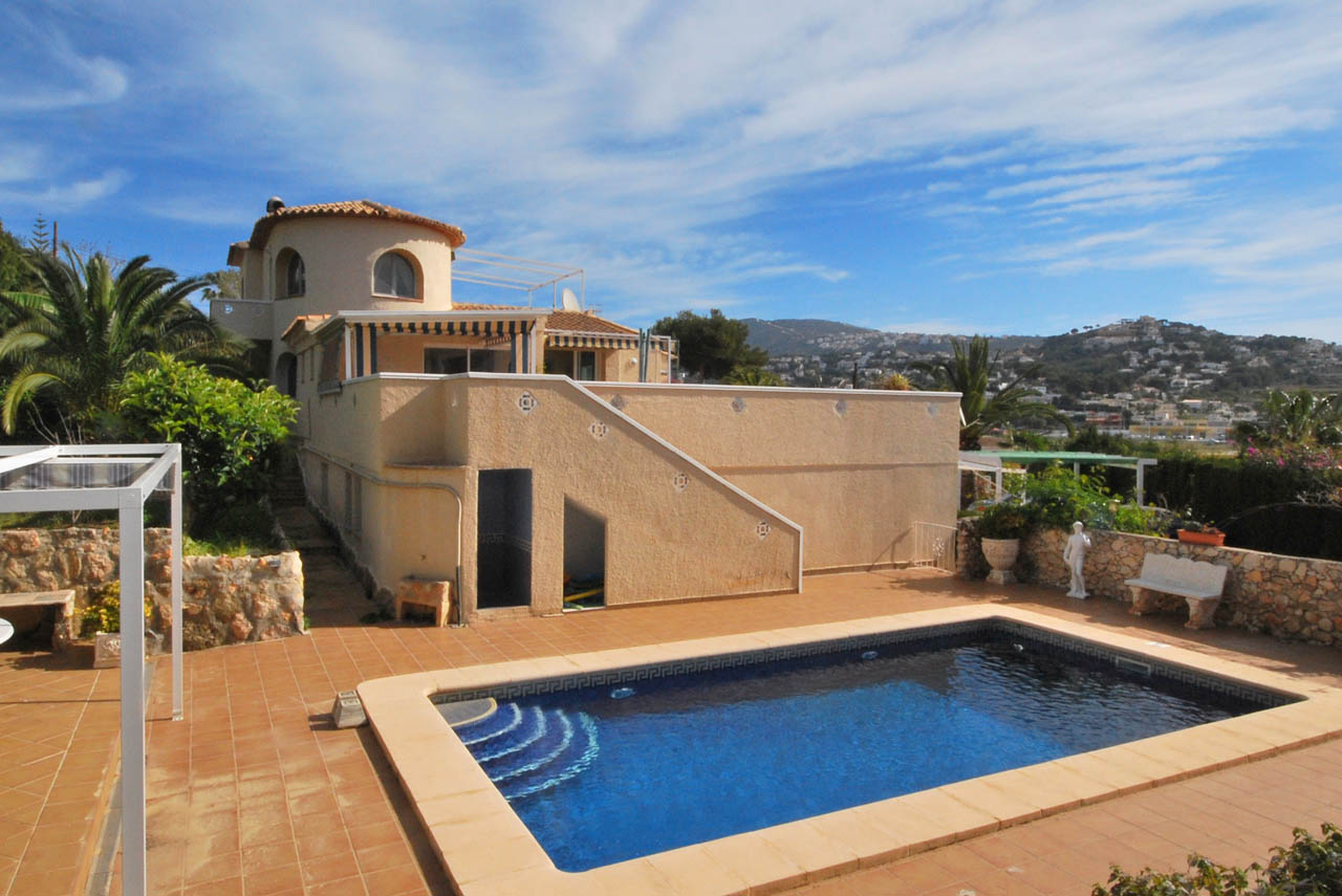 Villa for sale in Moraira – VO3003