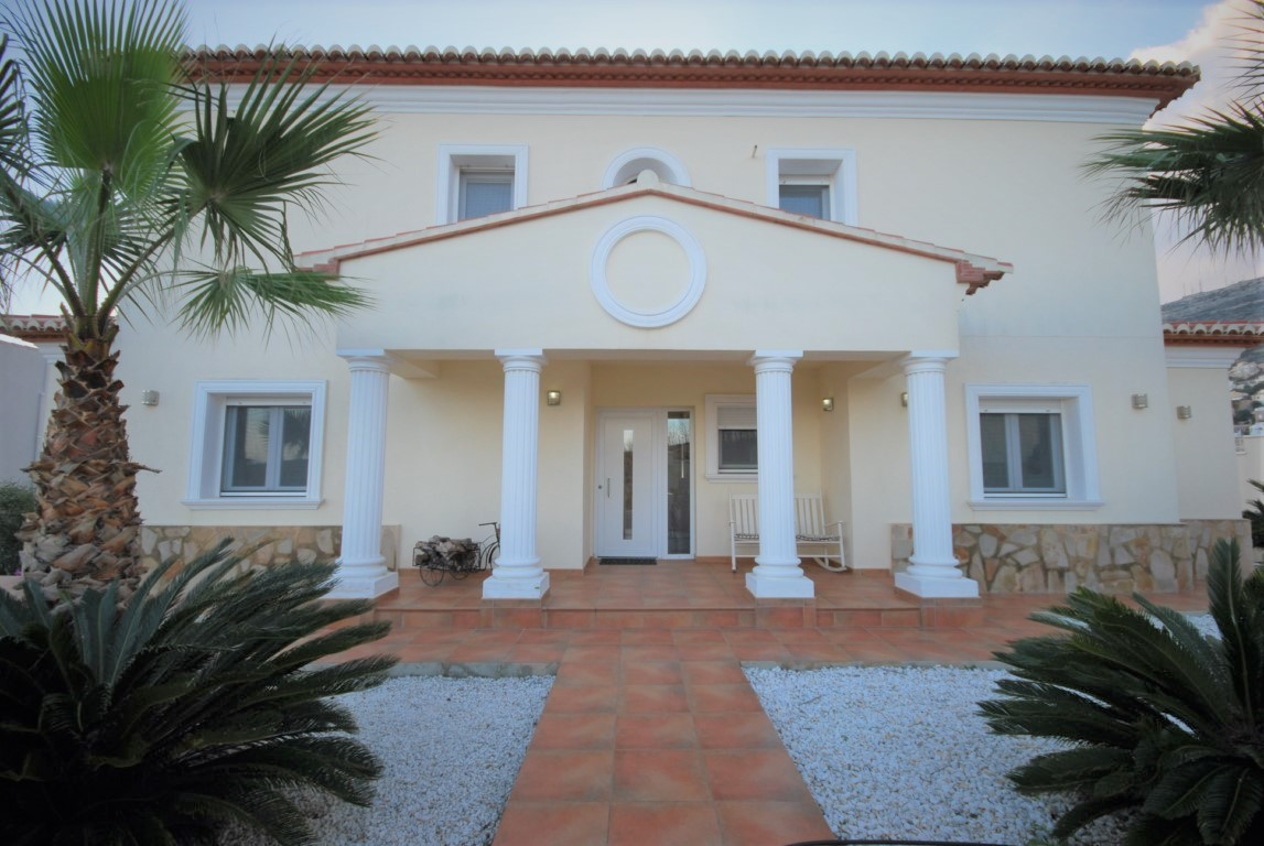 Villa for sale in Benitachell – VO3095