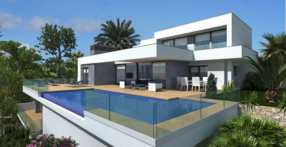 Villa for sale in Benitachell – VO3275