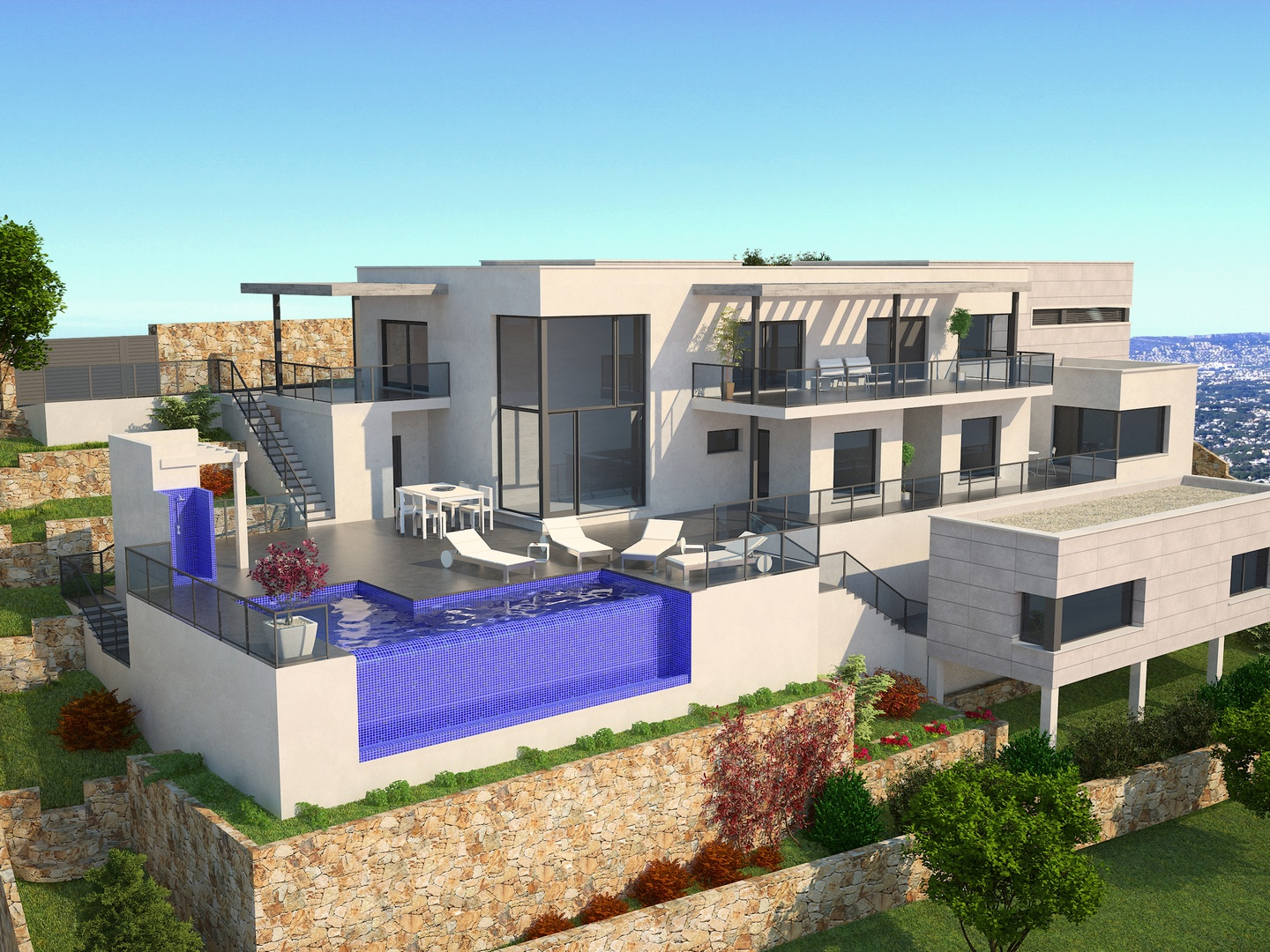 Villa for sale in Benitachell – VO3292
