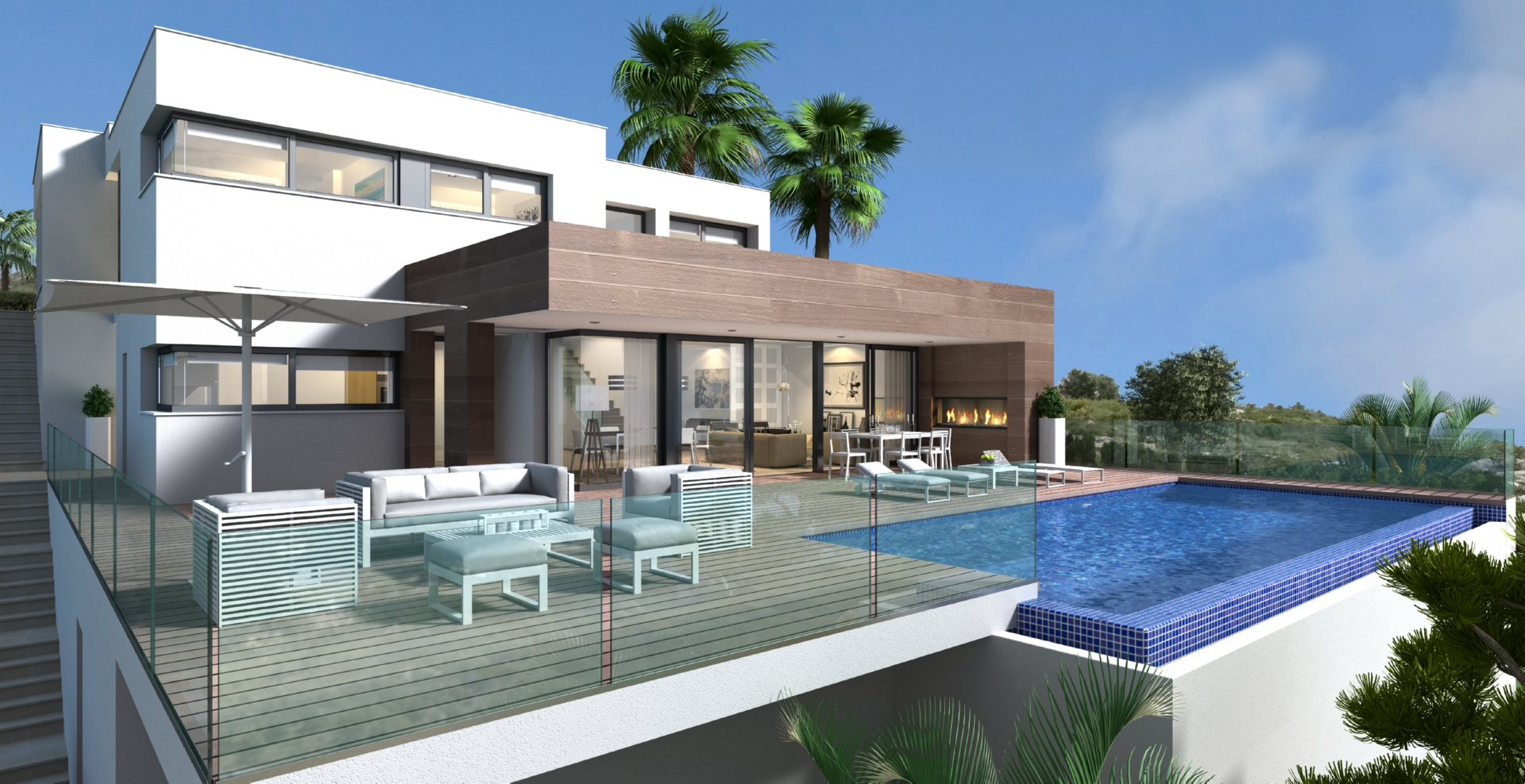 Villa for sale in Benitachell – VO3287