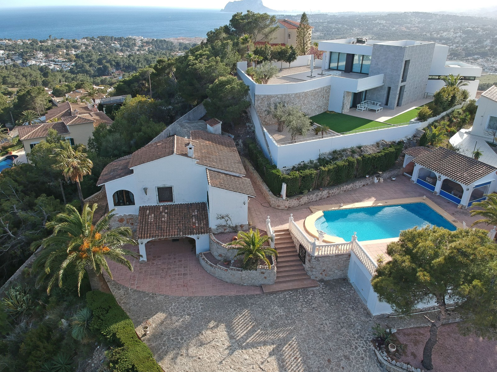 Villa for sale in Moraira – VO3349
