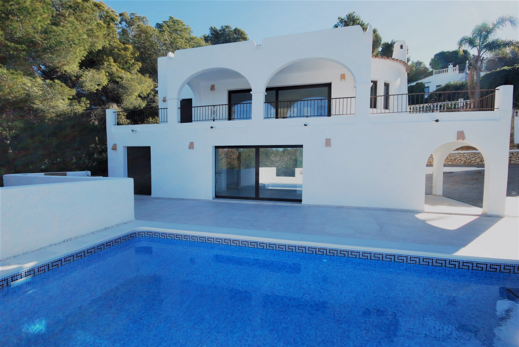 Villa for sale in Moraira – VO3447