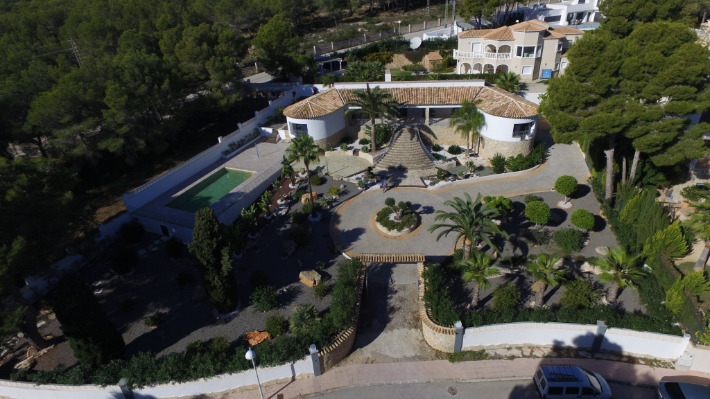 Villa for sale in Benissa – VO3459