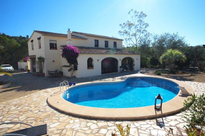 Villa for sale in Benissa – VS02498B