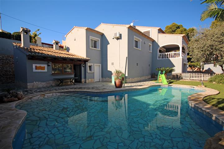 Villa for sale in Moraira – VS02698M