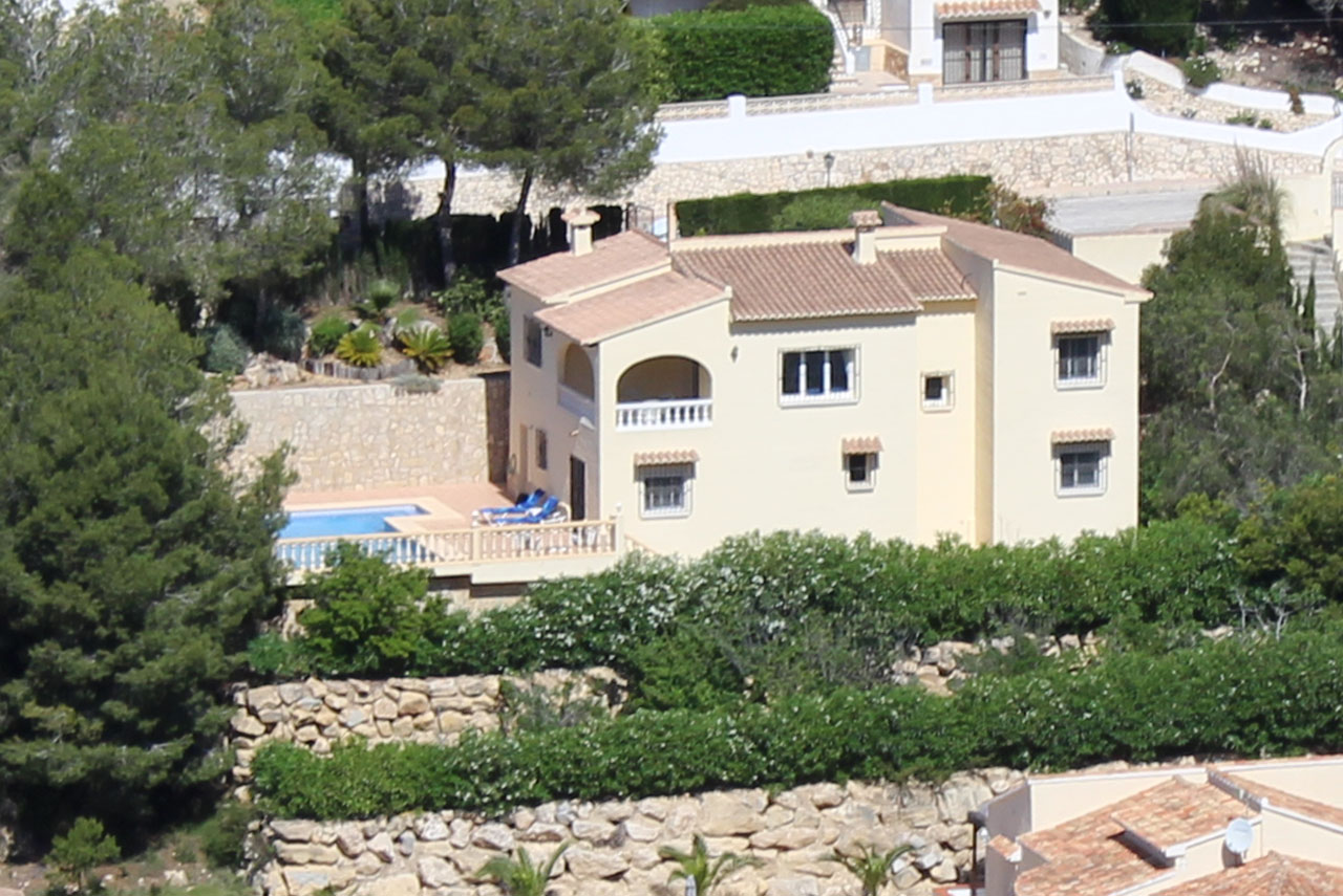 Villa for sale in Benitachell – VO3157