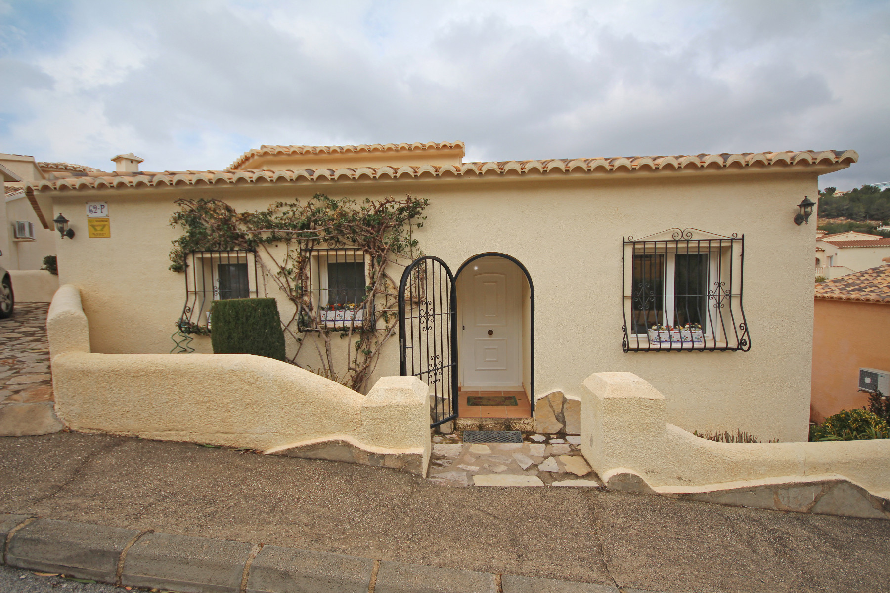 Villa for sale in Benitachell – VS02394M