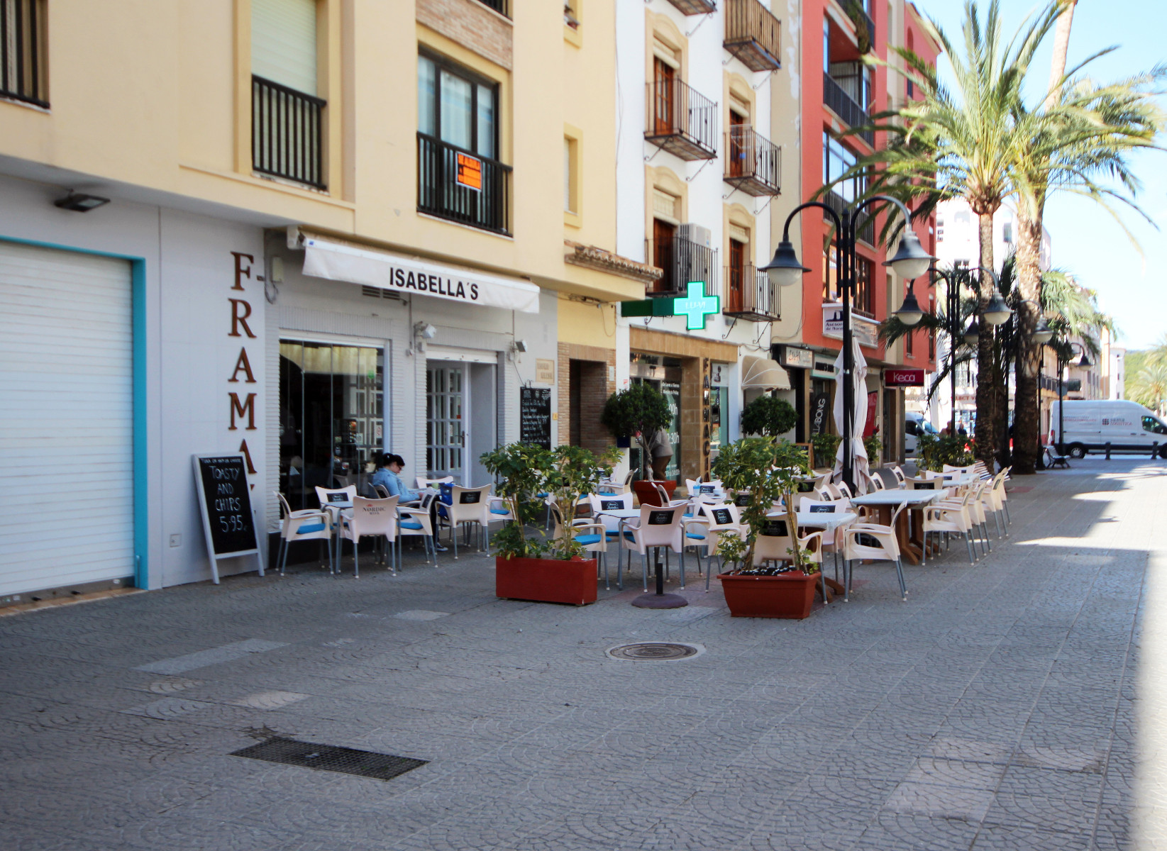 Commercial for sale in Moraira – VS02771M